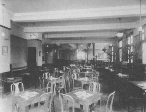 rivoli 1928 cafe